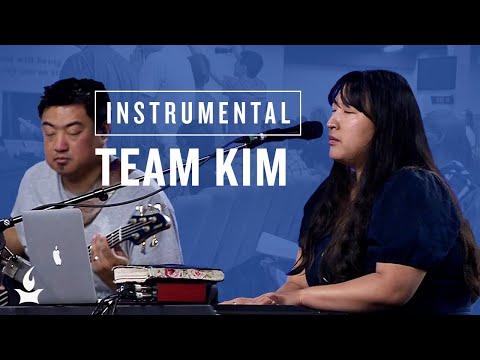(Instrumental) Team Kim -- The Prayer Room Live Moment