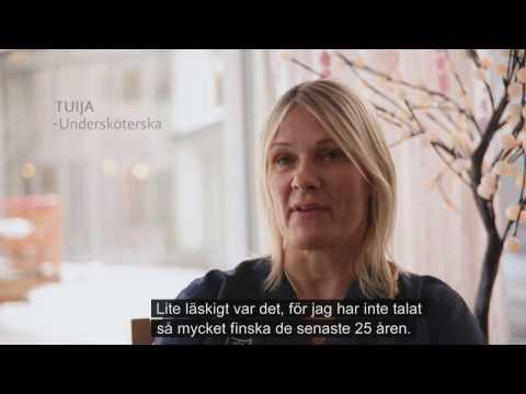 Björnkulla äldreboende (svensk text)