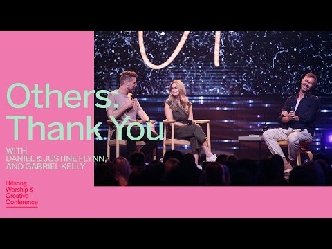 OTHERS: Thankyou  Hillsong Worship & Creative Conference 2019