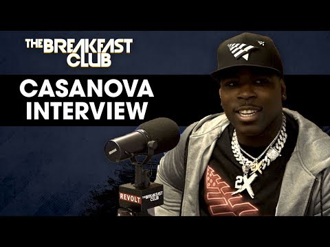 Casanova Talks Relationship With 6ix9ine, His New Project & Staying Out Of Trouble