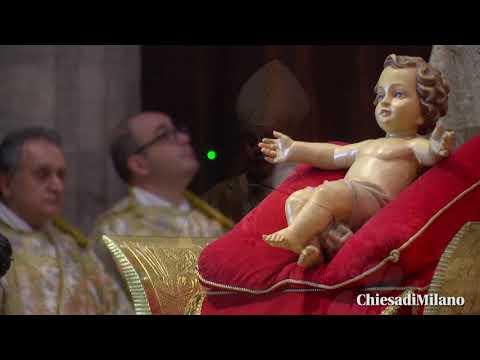 Solennità dell'Epifania del Signore, Pontificale in Duomo: omelia di mons.Delpini