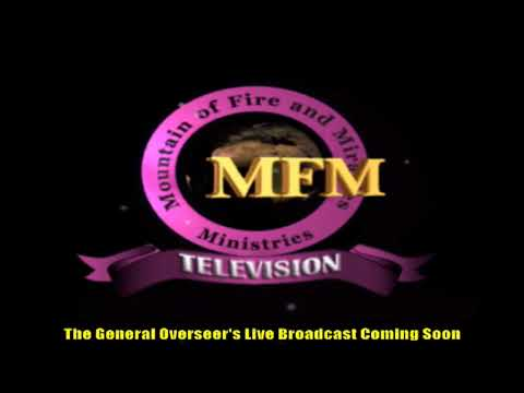 FRENCHMFM SPECIAL SUNDAY SERVICE 16TH AUGUST 2020 MINISTERING: DR D.K. OLUKOYA(G.O MFM WORLD WIDE).