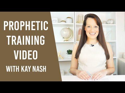 Prophetic Teaching with Kay