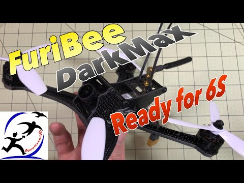 Furibee DarkMax - Built for Speed! - UCzuKp01-3GrlkohHo664aoA