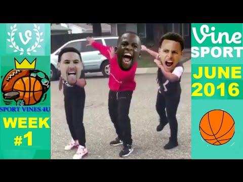 Best Sports Vines of JUNE 2016 Poster