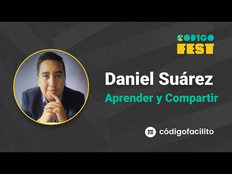 Consejos para un programador - Daniel Suárez | #CODIGOFEST