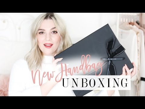 NEW HANDBAG UNBOXING & REVEAL | I Covet Thee