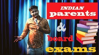 Indian parents & Board exam results || Standup Comedy || Rahul Rajput
