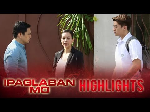 Ipaglaban Mo: Jessica warns Zander about his father Harry