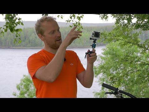Det bästa actionkamerafästet? - Manfrotto Nanoclamp + kulled