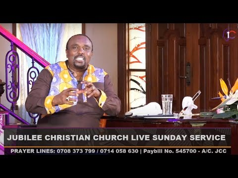 Jubilee Christian Church Live Sunday Service - 19th April 2020. (#TheFathersHeart)