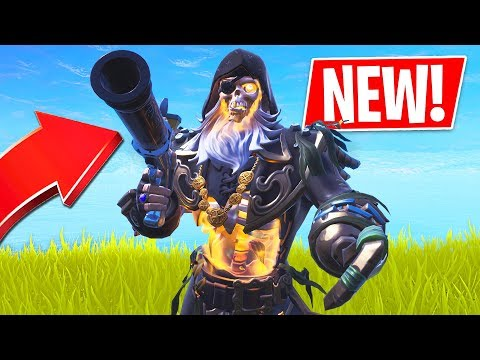 Fortnite *NEW* Flint Knock Pistol Gameplay Update!! *Pro Fortnite Player* (Fortnite Battle Royale) - UC2wKfjlioOCLP4xQMOWNcgg