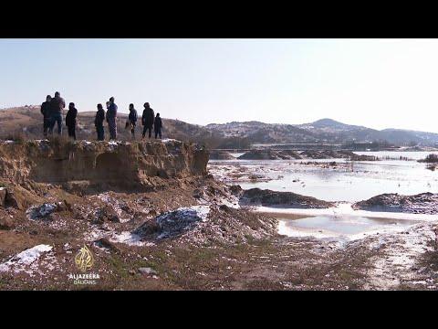 Eksploatacija pijeska ugrožava život u tri sela kraj rijeke Pčinje