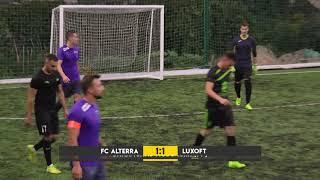 Обзор матча | 12.FC ALTERRA 2-3 LUXOFT #SFCK Street Football Challenge Kiev