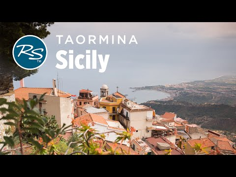 Taormina, Sicily: Cannoli with a View - Rick Steves' Europe Travel Guide - Travel Bite