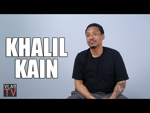 Khalil Kain on Breaking Down and Crying When He Heard 2Pac Had Died (Part 8)