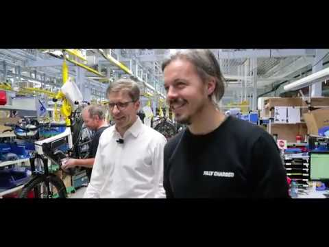Riese & Muller eBike Factory Tour | HQ