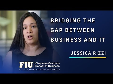 Bridging the gap between business and IT | MSIS Program
