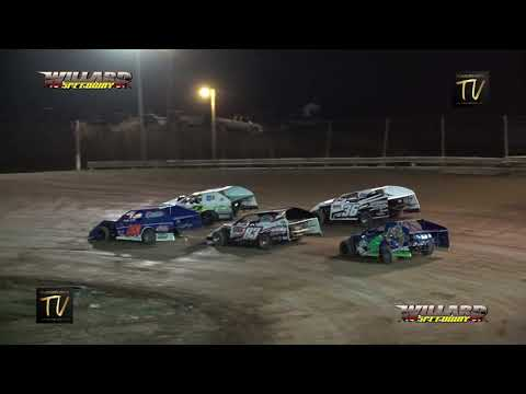 Willard Speedway | Weekly Divisions | Sept  4, 2021 - dirt track racing video image