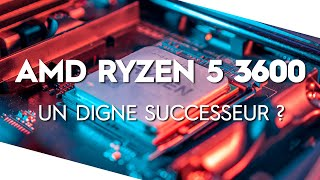 Vidéo-Test : [REVIEW] AMD Ryzen 5 3600 vs R7 2700X vs Core i5 9600k - TopAchat [FR]