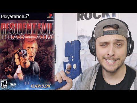 Resident Evil: DEAD AIM    Hazme Recordar PS2