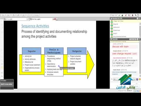 PMP Preperation Course |Aldarayn Academy| lecture 23