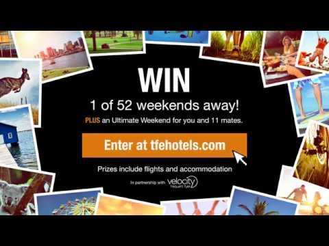 TFE Hotels Great Weekends Video