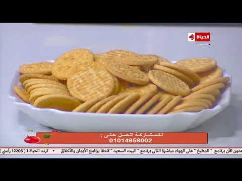 المطبخ | طريقة عمل ليزي كيك مع الشيف اسماء مسلم
