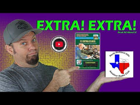 Ham Radio EXTRA Class License Course | Extra Class Study Guide
