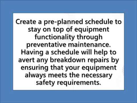 Improving Crane Safety: OSHA Standards | American Crane