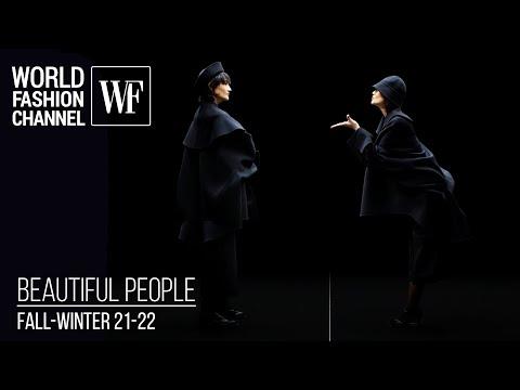Beautiful people fall-winter 21-22 | Paris fashion week