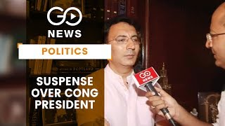 'Congress Considering All Options For Leader'