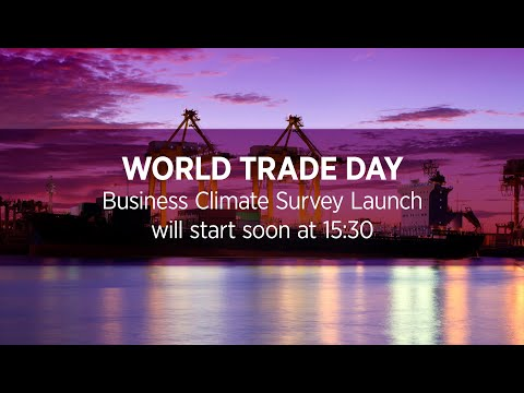 World Trade Day – Business Climate Survey Launch