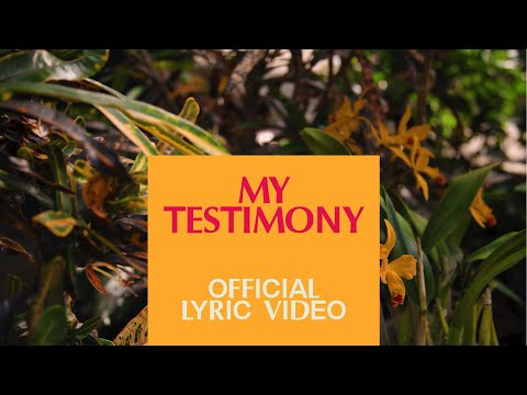 My Testimony  Official Lyric Video  Elevation Worship