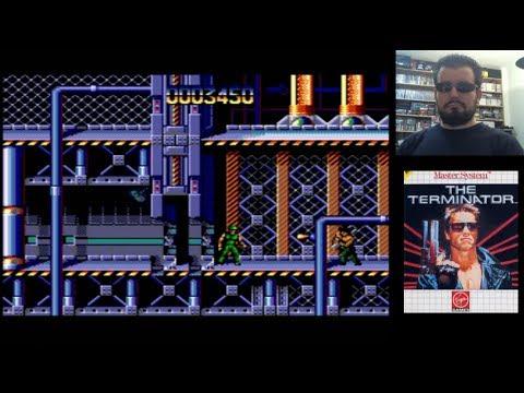 THE TERMINATOR (Master System) -- Sayonara, baby    Gameplay en Español