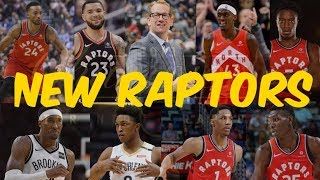 Toronto Raptors is better next Season!! Defending Champs Lineup..