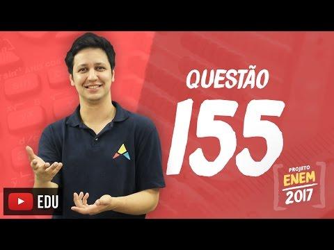 Enem 2016: Questão155(CadernoRosa)