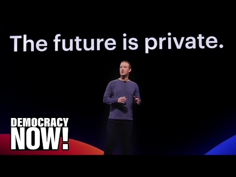 Why Facebook's cryptocurrency could threaten privacy and competition