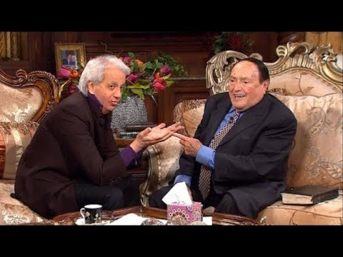 BENNY HINN'S UNFORGETTABLE INTERVIEW OF DR. MORRIS CERULLO!(PART ONE)