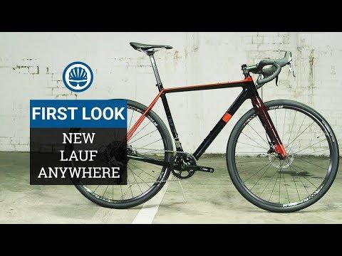 "Lauf Anywhere | The Perfect Mountain Biker's Road Bike"""