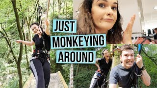 GO APE, PERIOD CHATS & JOB INTERVIEWS | Weekly Vlog #53