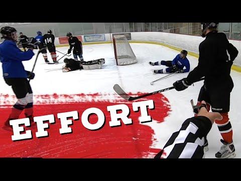 Effort - Hey Stripes! The Micd Up GoPro Hockey Refcam - Winter 2019/20 Game 74