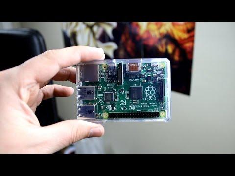 Raspberry Pi B+ First Boot! - UCIKKp8dpElMSnPnZyzmXlVQ