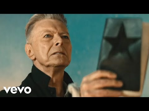 David Bowie   Blackstar Poster