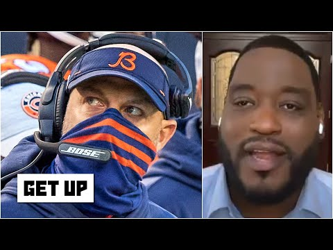 The Bears are the kitty-cats of the Midway! - Damien Woody | Get Up