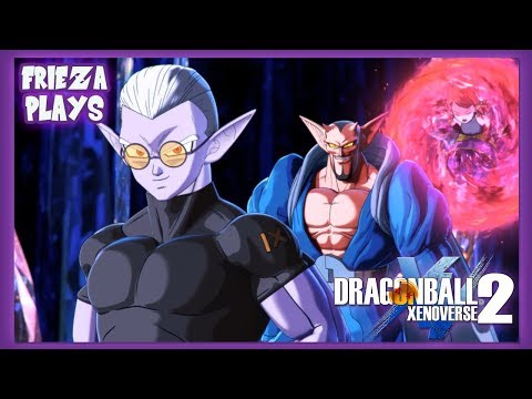WHO IS FU? FRIEZA PLAYS XENOVERSE 2 DLC 6!