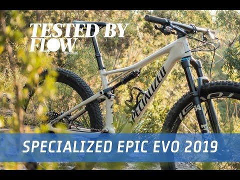 Specialized Epic Evo 2019 Review - Flow Mountain Bike