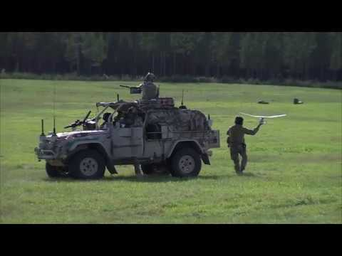 AeroVironment UAS Helping Today's Defenders Proceed with Certainty