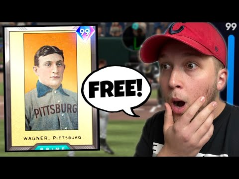 i unlocked the *FREE* 99 HONUS WAGNER and made an EPIC COMEBACK!? MLB The Show 21