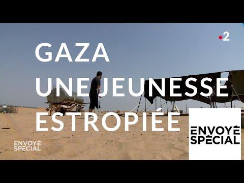 nouvel ordre mondial | Envoyé spécial. Gaza, une jeunesse estropiée - 11 octobre 2018 (France2)